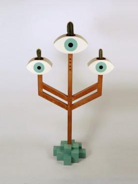 Cactus' eyes